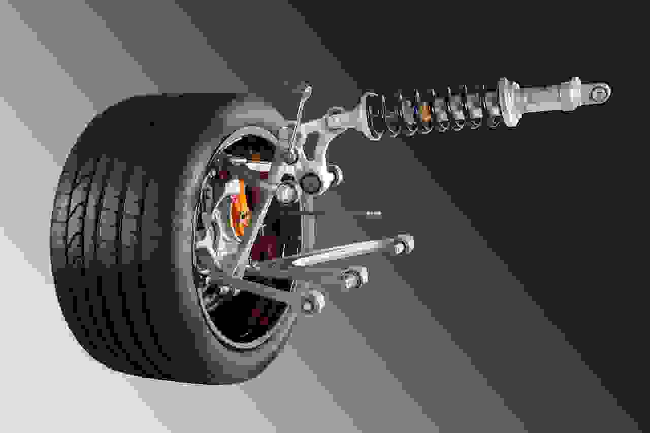 designing suspension
