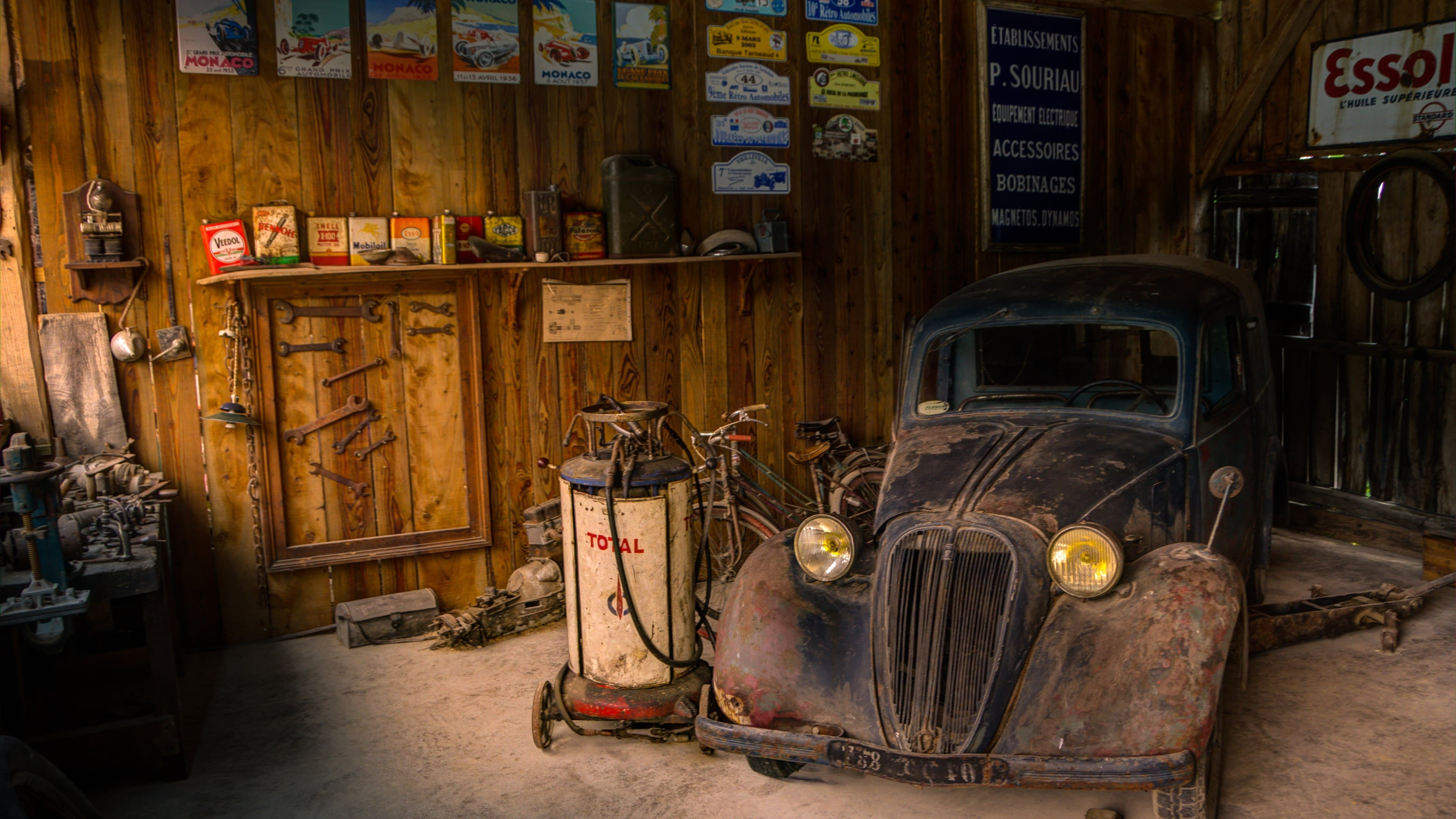 Old Car Repair