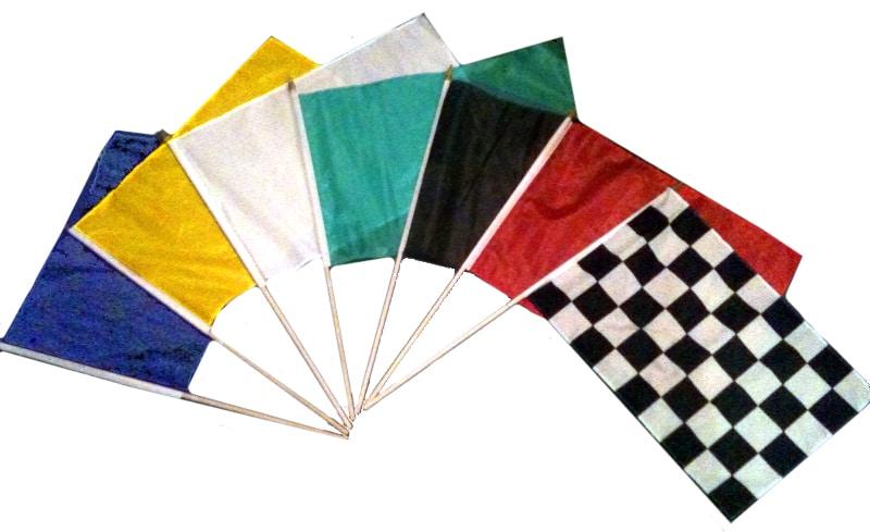 Racing Flags x