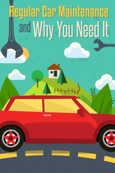 Regular Car Maintenance And Why You Need It banner
