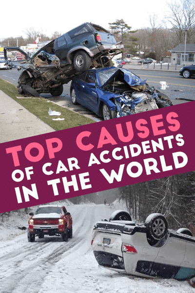 Top Causes of Car Accidents in the World
