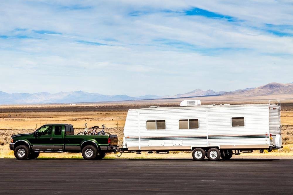 Tips for Towing a Trailer for the First Time