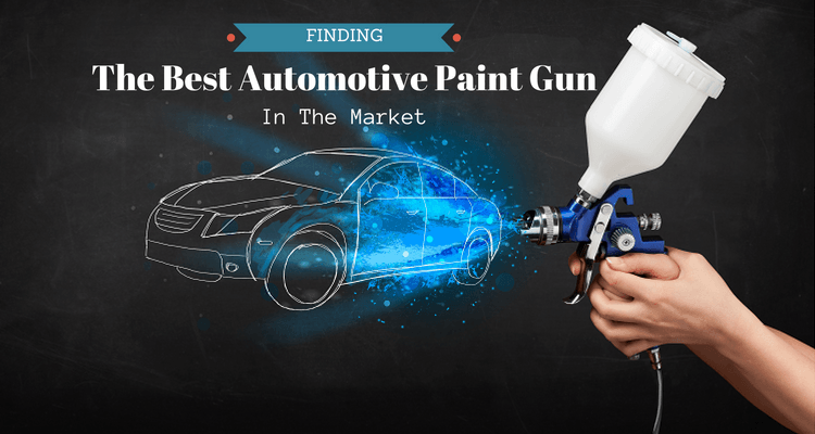 How To Use A Spray Paint Gun On A Car