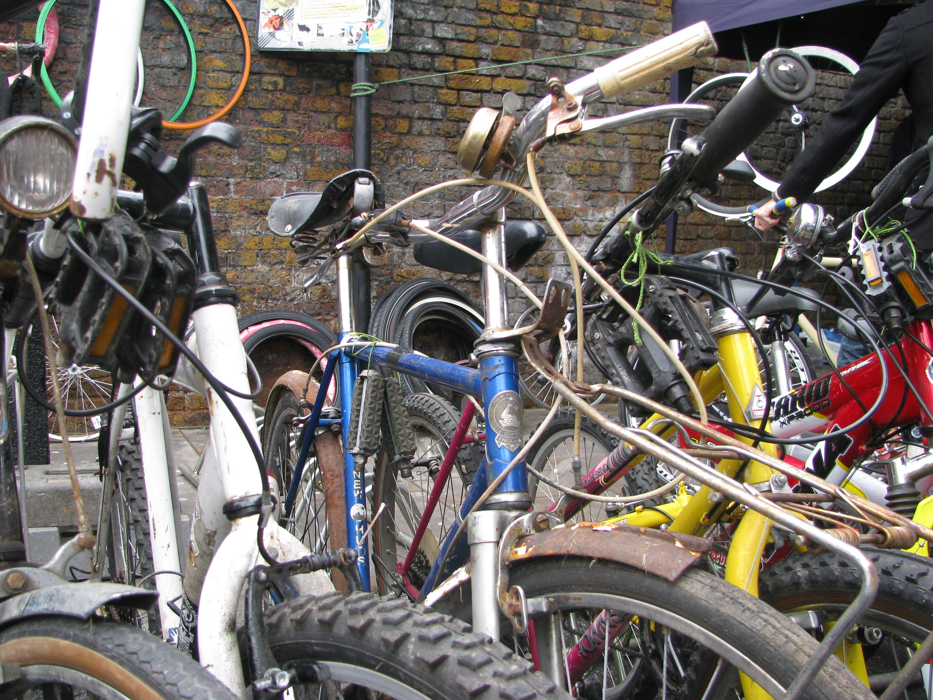 secondhand-bicycles