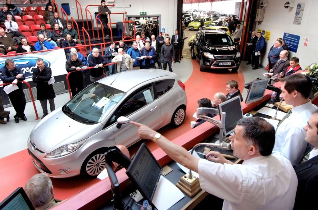 How to Buy a Car at Auction Online