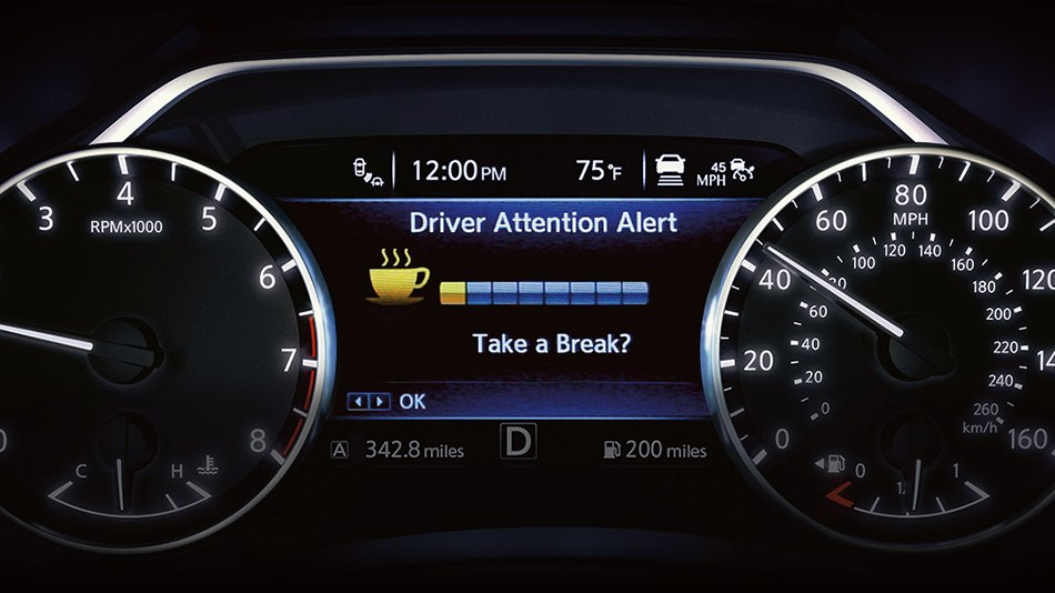 driver-attention-alert-display