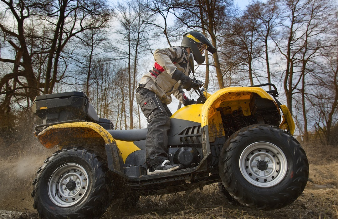 Getting GPS Set Up on Your ATV