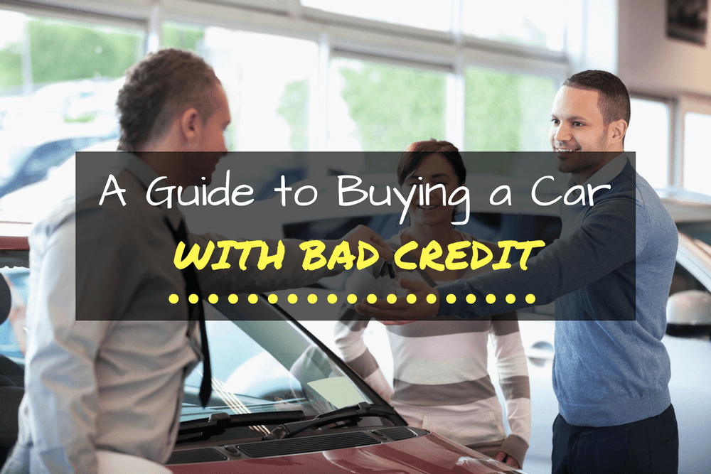 a guide to buying a car with bad credit automotive blog. Black Bedroom Furniture Sets. Home Design Ideas