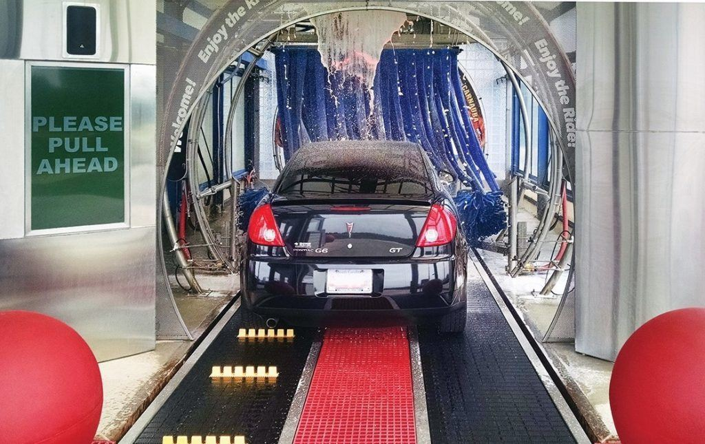 Why We Need to Choose The Automated Car Wash - Automotive Blog